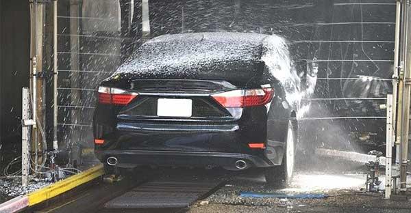 conseil pour bien laver sa voiture